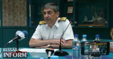 Китайцы помогут УДП модернизировать флот и переоборудовать Килийский ССРЗ