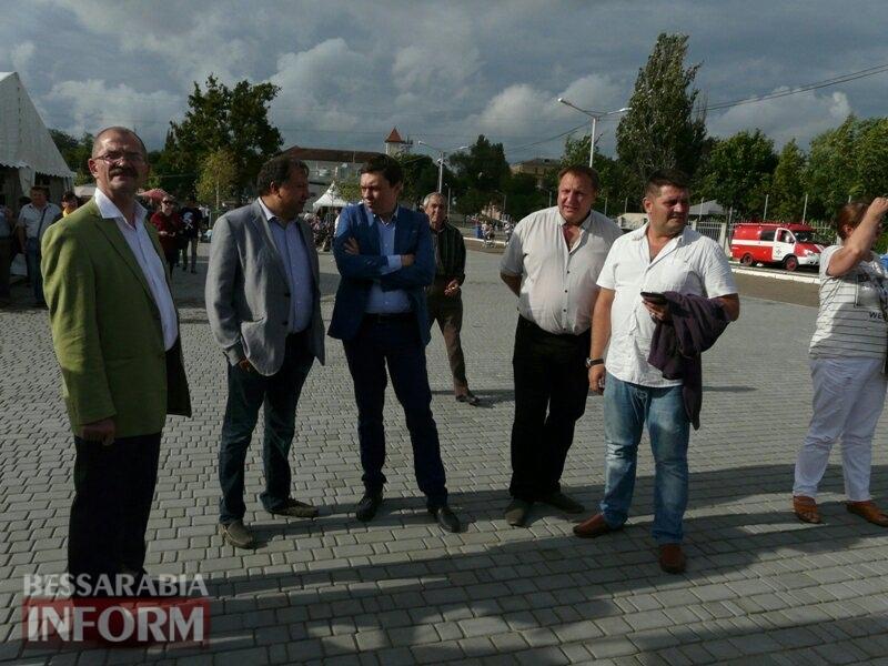 Измаил фестивалит: над Дунаем загремел Международный рок-фест «Дунайська Січ»