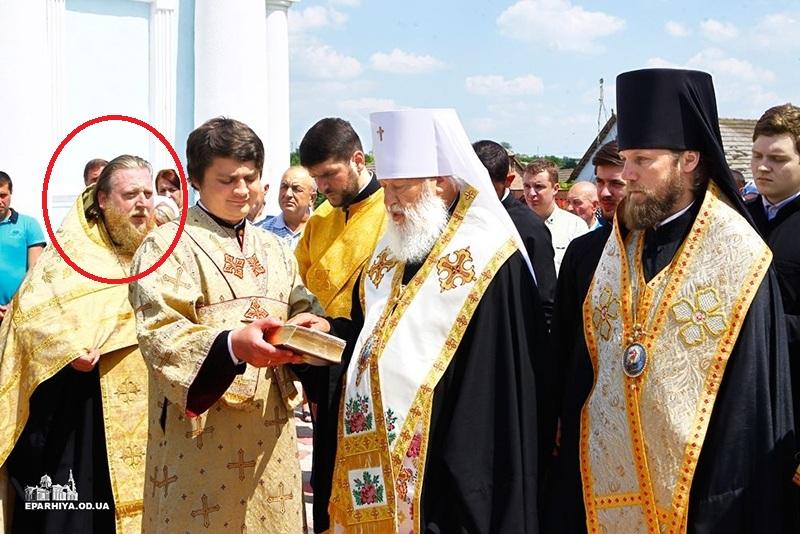 73O96812-1 Священника из Измаильского района подозревают в пьяном дебоше в маршрутке Измаил-Одесса