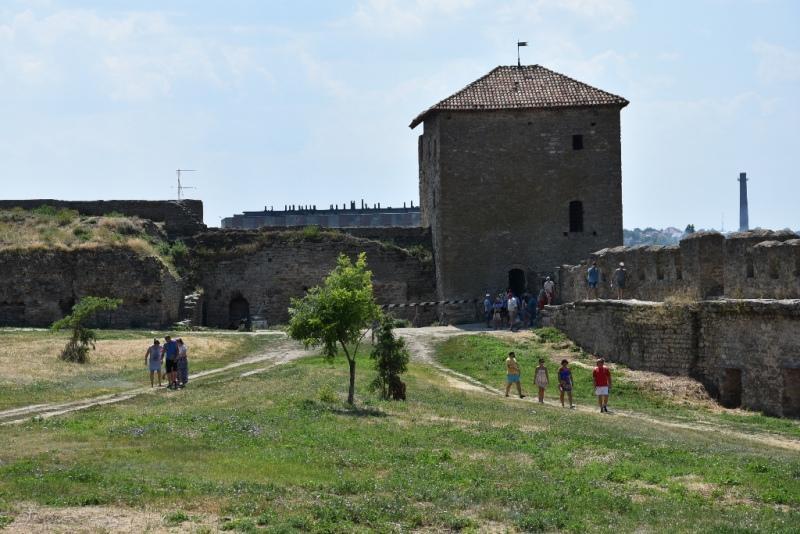 Противоаварийные работы в Аккерманской крепости планируют завершить до начала зимы