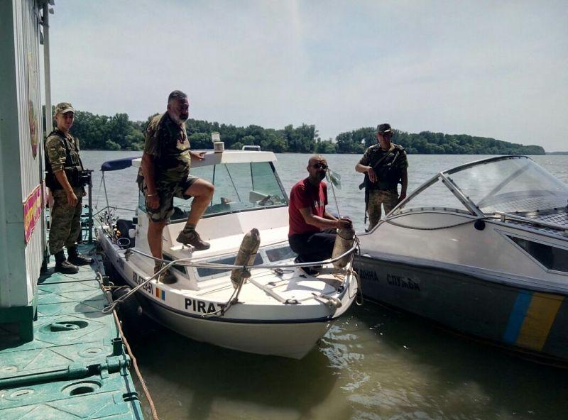 IMG-20170717-WA0022 Заблудились на Дунае: двое граждан Румынии случайно зашли во внутренние воды Украины