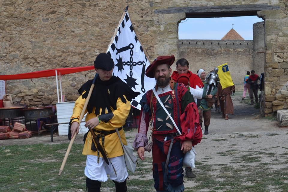 forpost-16 Времена отважных рыцарей и прекрасных дам: в Аккермане прошел самый масштабный фестиваль средневековой культуры