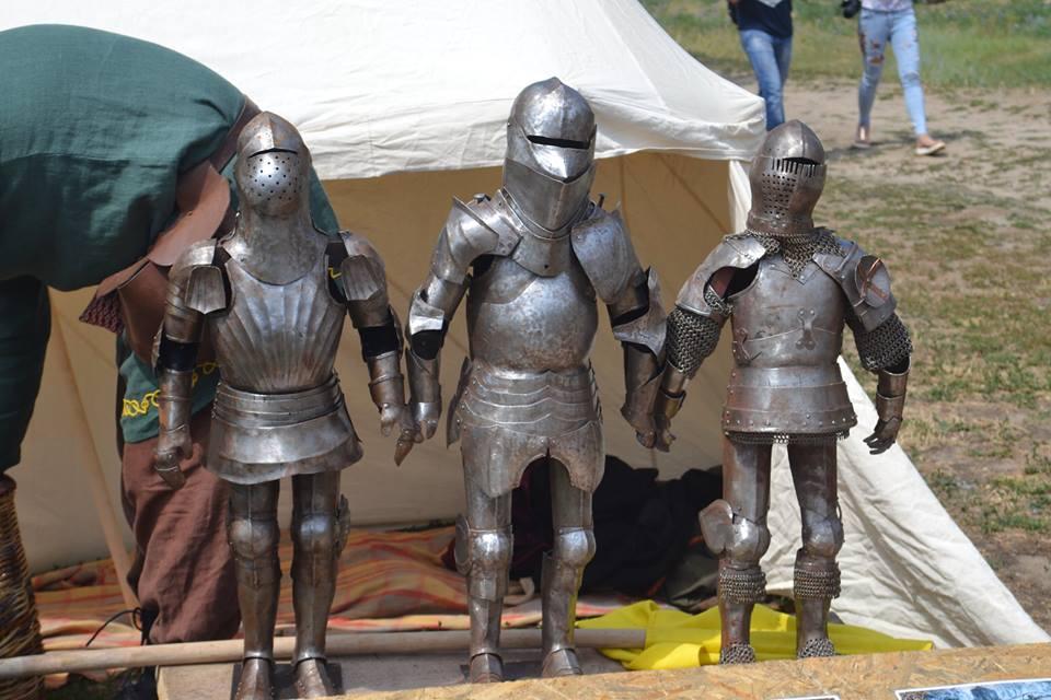 forpost-19 Времена отважных рыцарей и прекрасных дам: в Аккермане прошел самый масштабный фестиваль средневековой культуры