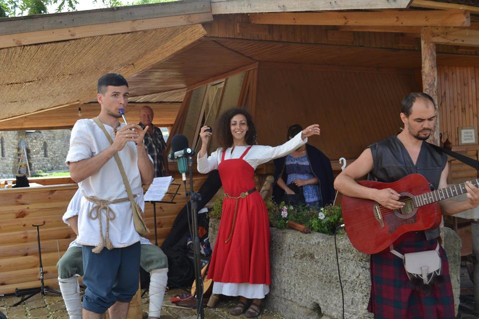forpost-3 Времена отважных рыцарей и прекрасных дам: в Аккермане прошел самый масштабный фестиваль средневековой культуры