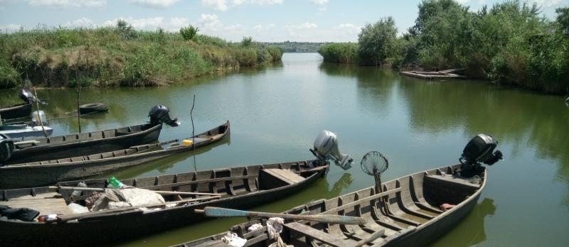 imgbig-2 Рыбаки юга Одесской области в День рыбака веселились и ели бессарабскую уху