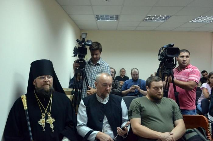 Аккерман: по решению Одесского апелляционного суда скандальный участок останется за Киевским патриархатом
