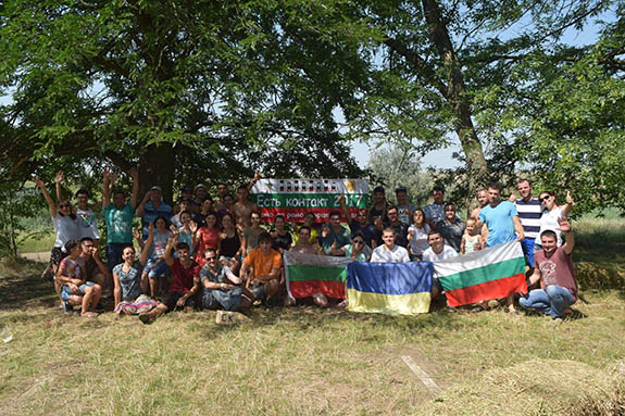 1-7 Болгарская молодежь провела мини-фестиваль в Болградском районе