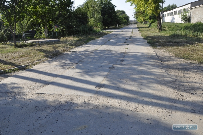 Болград: средства из депутатского фонда народные избранники направили на ремонт городских дорог
