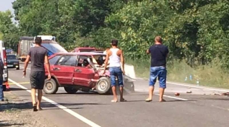 20479490_137047046886432_8741399120776724425_n На трассе Одесса-Рени в ДТП погибло три человека