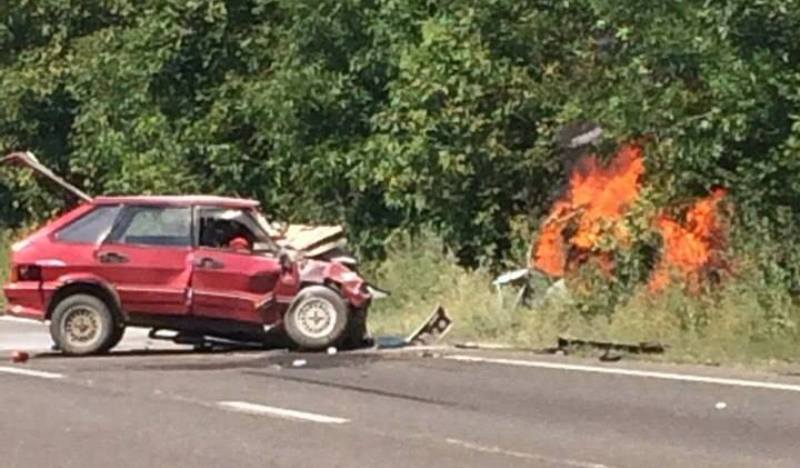 На трассе Одесса-Рени в ДТП погибло три человека