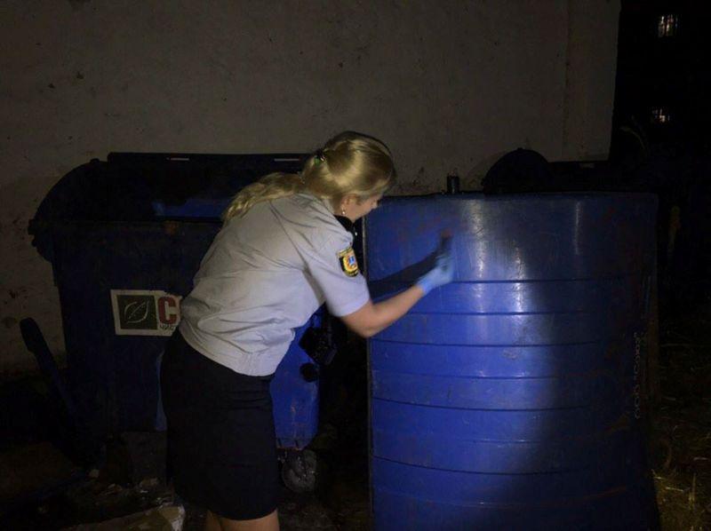 20819697_476763049347773_5772014548543006863_o В Одессе арестованный убил сотрудницу СИЗО и выбросил ее расчлененное тело в мусорный контейнер