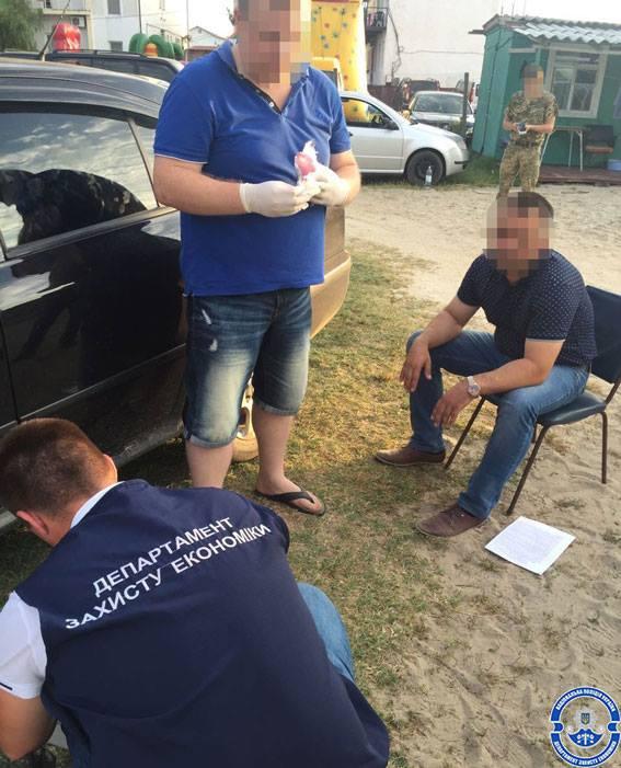 20842060_2032377050328343_2978265273383269585_n В Затоке при получении крупной взятки задержали еще одного инспектора Гоструда