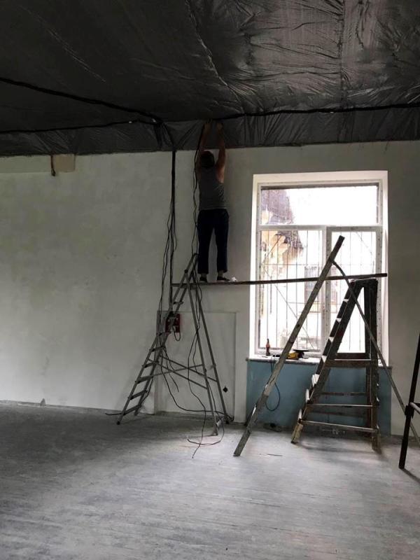 Рени: в пустующих помещениях Клуба моряков откроют тренировочную площадку для бокса