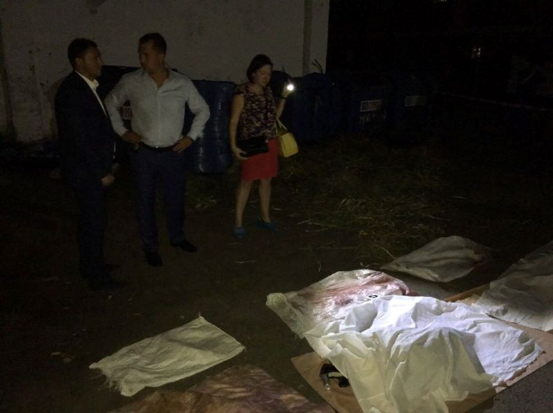 20901783_476763206014424_5056967851195911882_o В Одессе арестованный убил сотрудницу СИЗО и выбросил ее расчлененное тело в мусорный контейнер