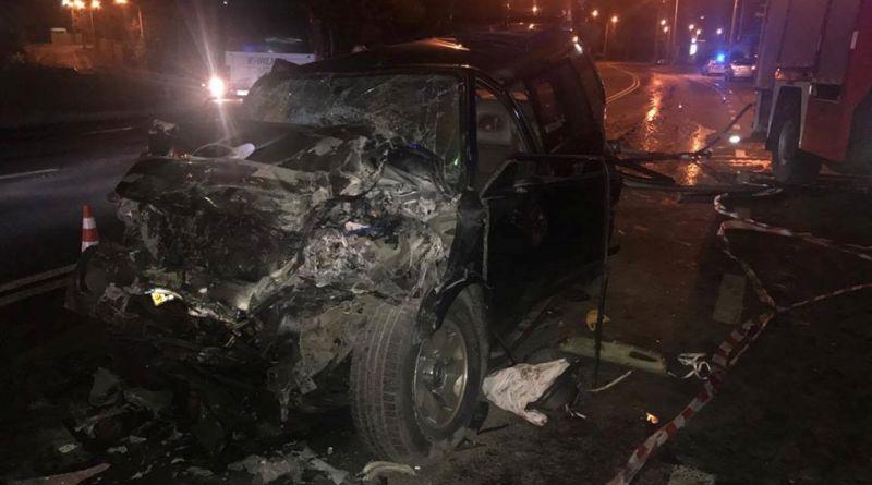 Измаильская маршрутка попала в серьезное ДТП в Одессе: один человек погиб, 12 пострадало