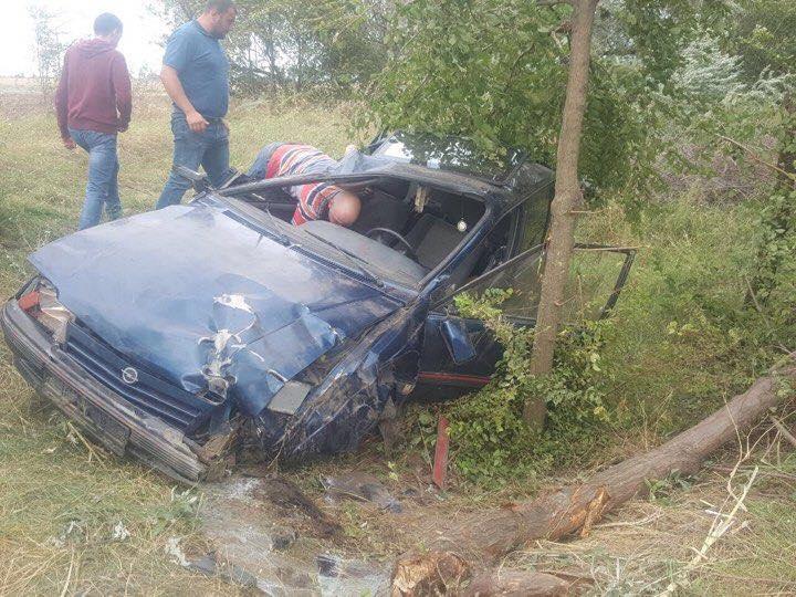 На автодороге Спасское-Вилково туристы из Молдовы попали в серьезное ДТП