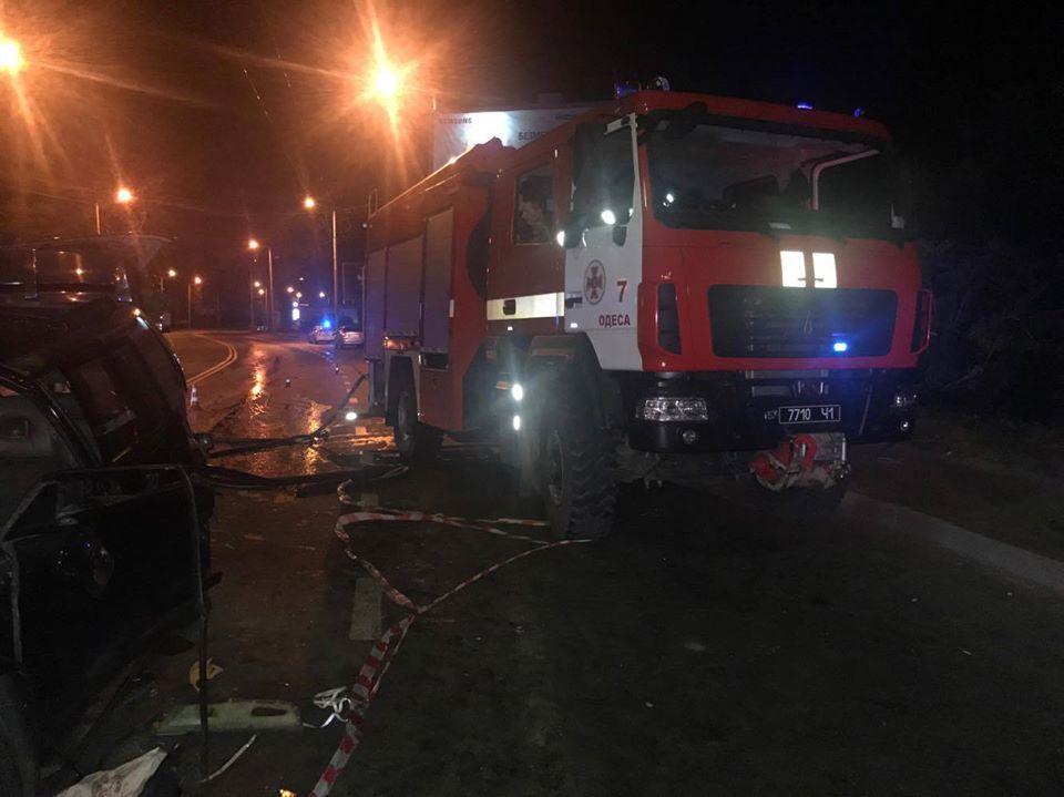21056171_479720475718697_4075260571700291744_o Измаильская маршрутка попала в серьезное ДТП в Одессе: один человек погиб, 12 пострадало