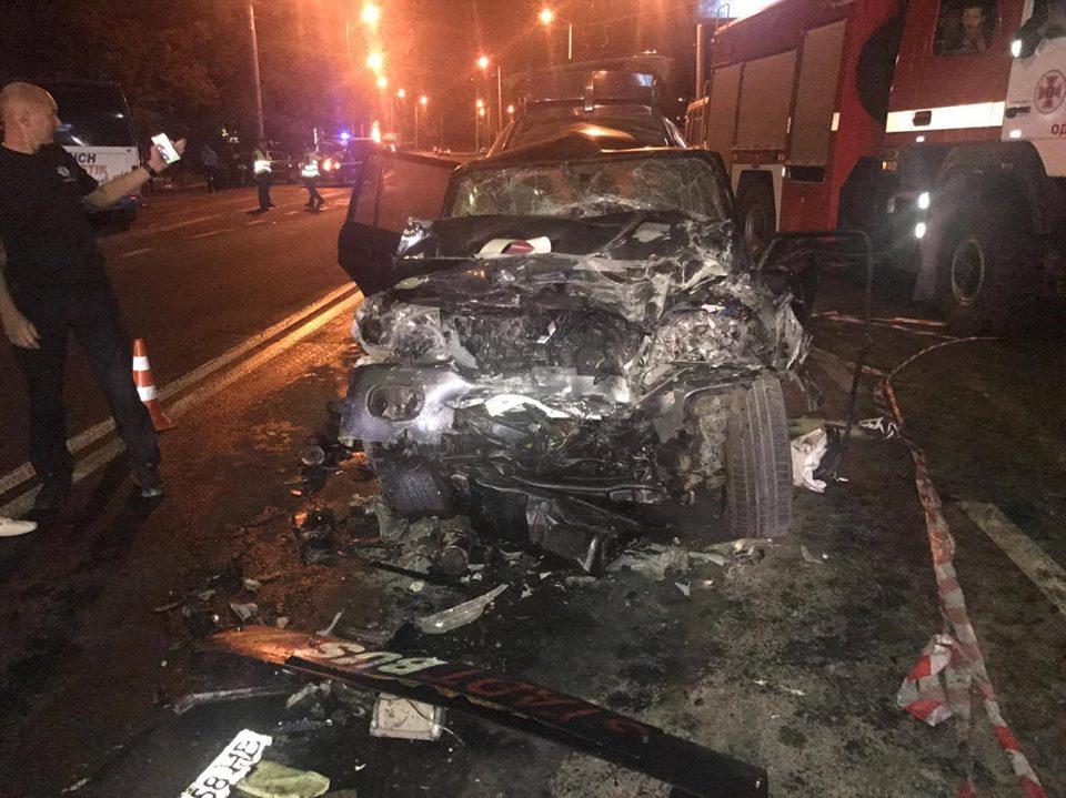 21083465_479720502385361_6390022353004743714_o Измаильская маршрутка попала в серьезное ДТП в Одессе: один человек погиб, 12 пострадало