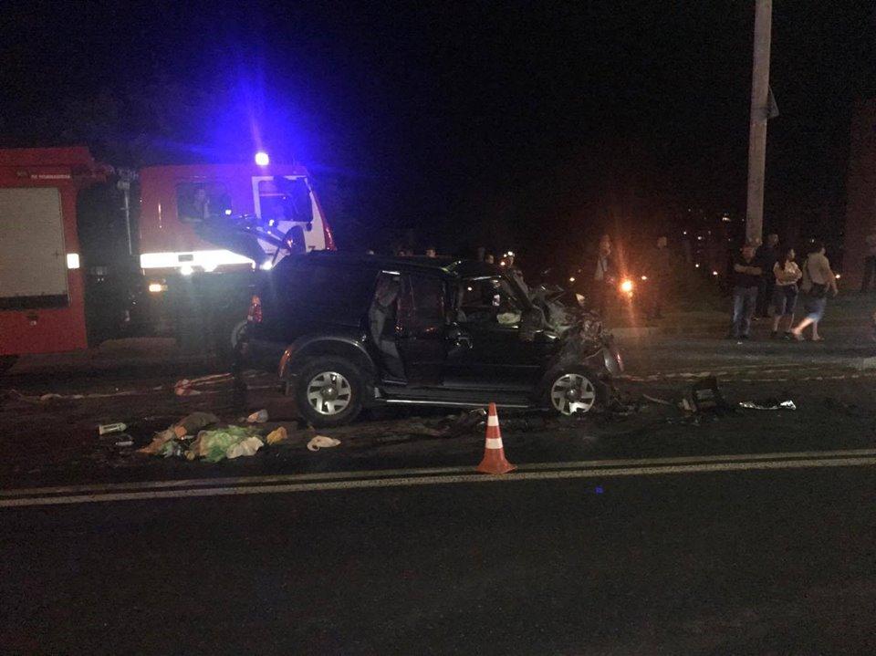 21083784_479720555718689_1983250639399677093_o Измаильская маршрутка попала в серьезное ДТП в Одессе: один человек погиб, 12 пострадало