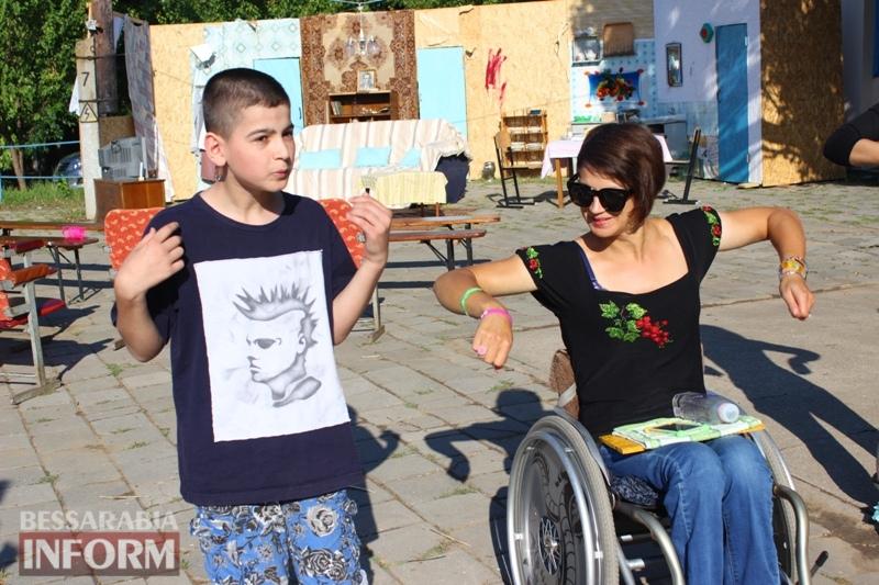 """5981a9c6e2397_IMG_2672 """"Твори добро другим во благо"""": в Болградском районе для инвалидов организовали лагерь для отдыха"""