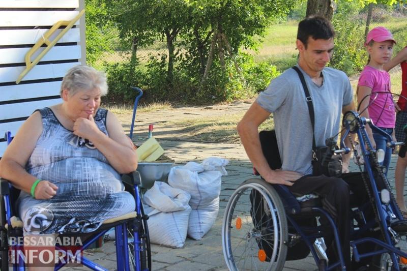 """5981a9c784501_IMG_2679 """"Твори добро другим во благо"""": в Болградском районе для инвалидов организовали лагерь для отдыха"""