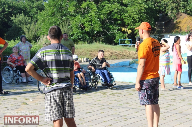 """5981a9c78bd63_IMG_2685 """"Твори добро другим во благо"""": в Болградском районе для инвалидов организовали лагерь для отдыха"""