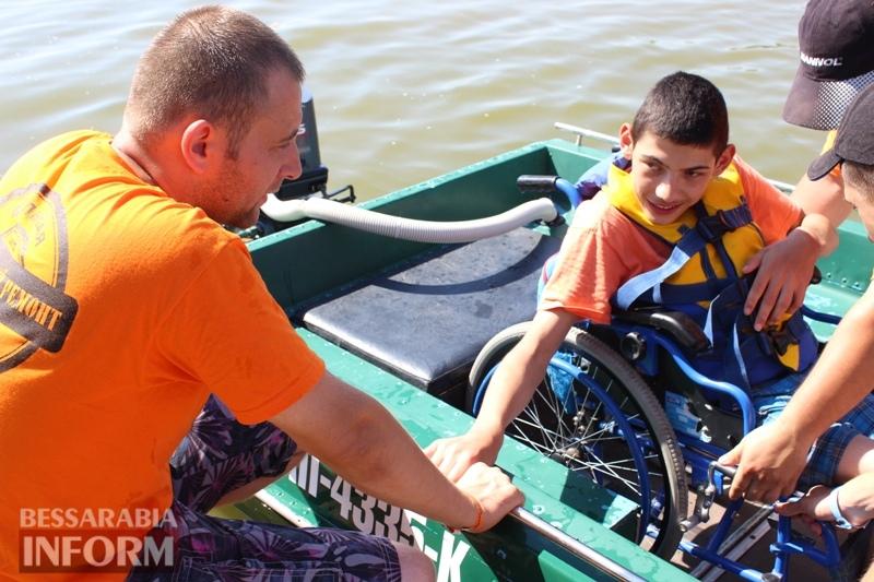 """5981a9c8289c8_IMG_2787 """"Твори добро другим во благо"""": в Болградском районе для инвалидов организовали лагерь для отдыха"""