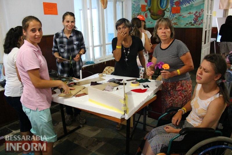 """5981a9c8dbe2b_IMG_3398 """"Твори добро другим во благо"""": в Болградском районе для инвалидов организовали лагерь для отдыха"""