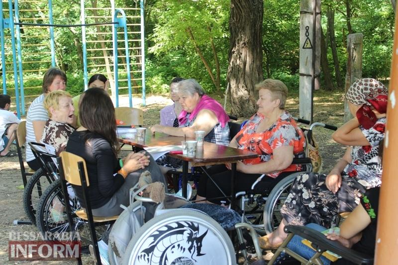 """5981a9c94a894_IMG_2707 """"Твори добро другим во благо"""": в Болградском районе для инвалидов организовали лагерь для отдыха"""
