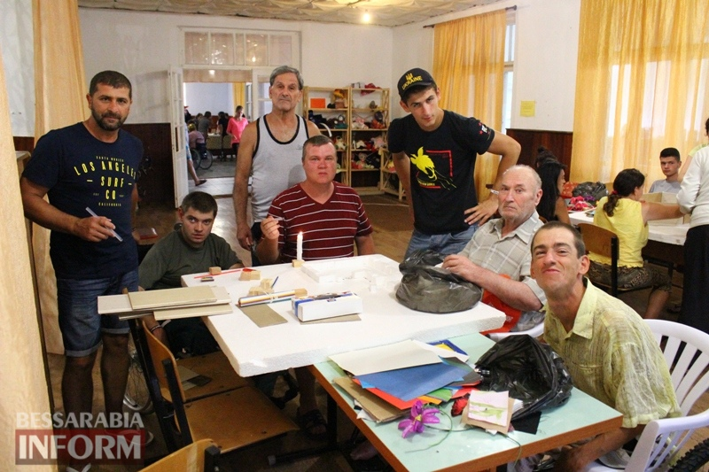 """5981a9ca4fbce_IMG_3381 """"Твори добро другим во благо"""": в Болградском районе для инвалидов организовали лагерь для отдыха"""