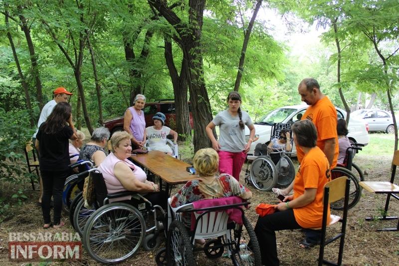 """5981a9ca6d722_IMG_2973 """"Твори добро другим во благо"""": в Болградском районе для инвалидов организовали лагерь для отдыха"""