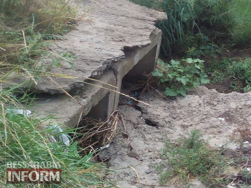 """599400e016b87_IMG_20170815_133109 """"Потоп"""" после каждого ливня: одно из сел Измаильщины нуждается в финансировании для улучшения гидрологической ситуации"""
