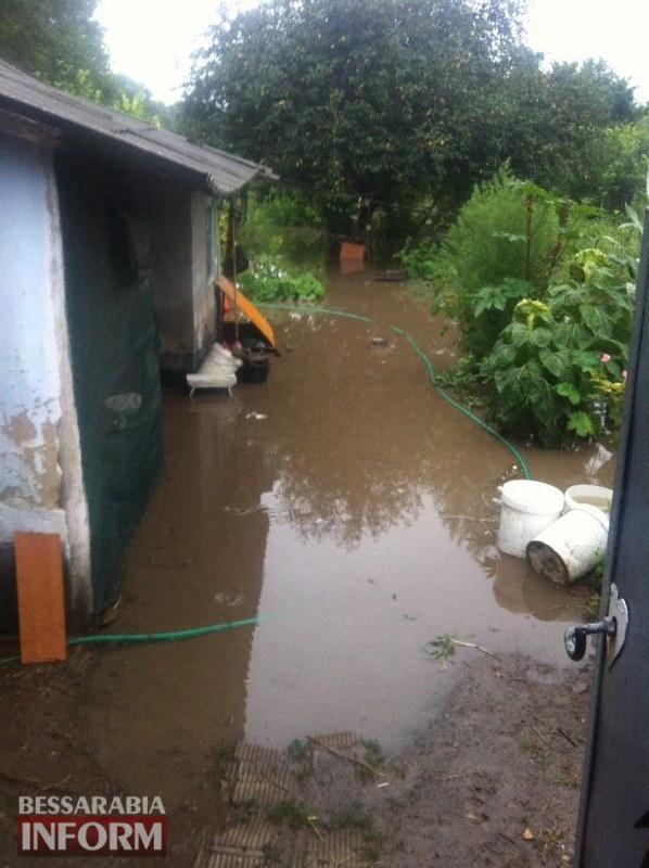 """59940130430a8_aarv """"Потоп"""" после каждого ливня: одно из сел Измаильщины нуждается в финансировании для улучшения гидрологической ситуации"""