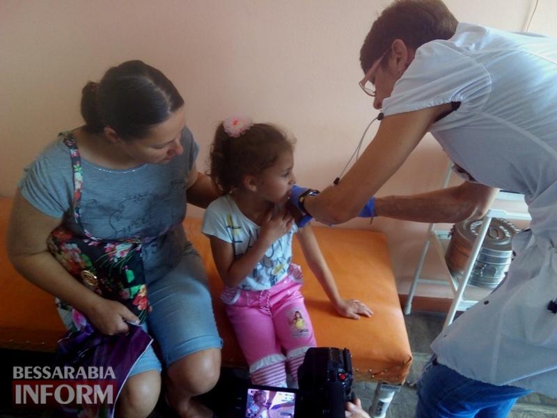 599bfe4336f54_IMG_20170822_105620 Измаил: без прививки от кори ребенка не возьмут ни в школу, ни в детский сад