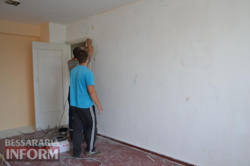 59a57bdb7190f_DSC_0402 Измаил: «девятка» готовит помещения для лицеистов военно-морского лицея