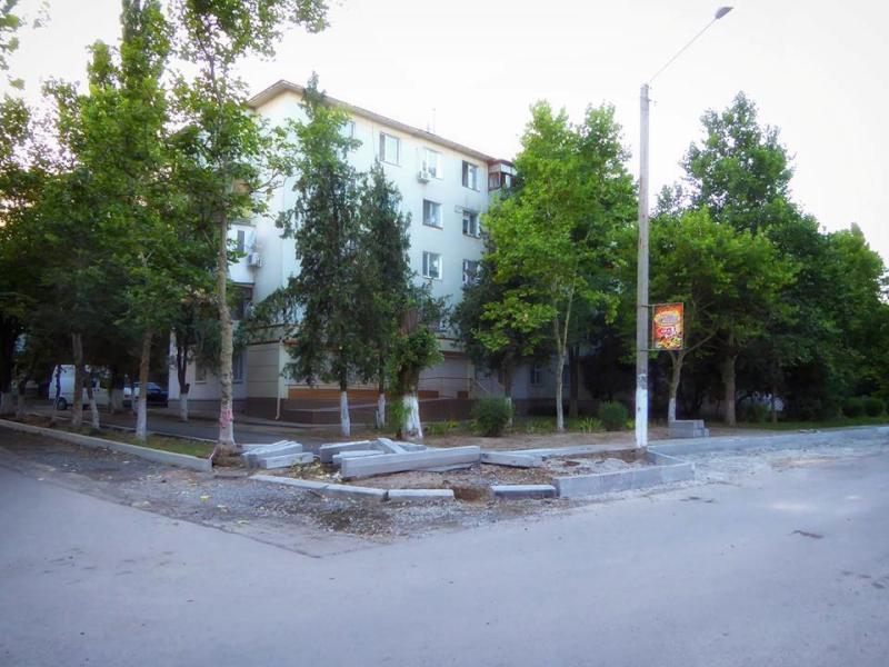 Измаил: улицу Клушина расширяют - она станет двусторонней