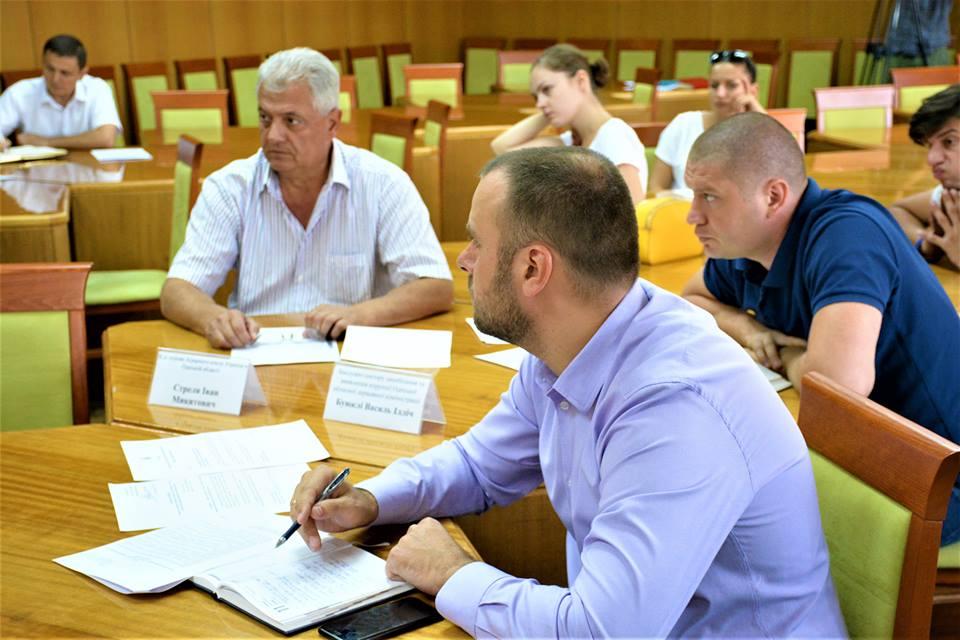 На Одесчине создана комиссия по борьбе с аграрным рейдерством