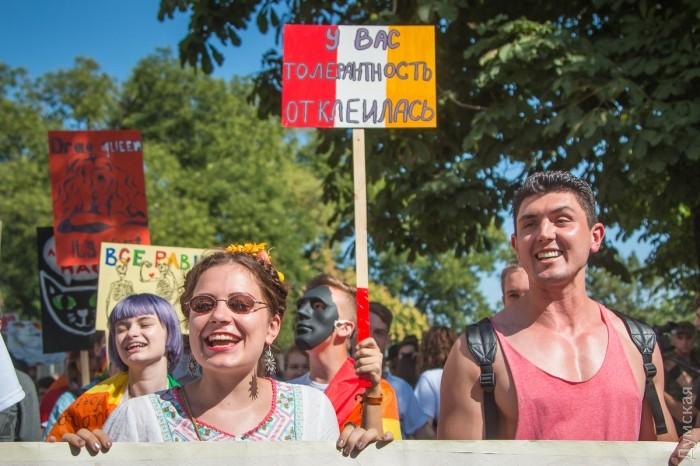picturepicture_22345530194906_32573 Марш Равенства представителей ЛГБТ-сообщества «Одесса-Прайд» до финиша не дошел