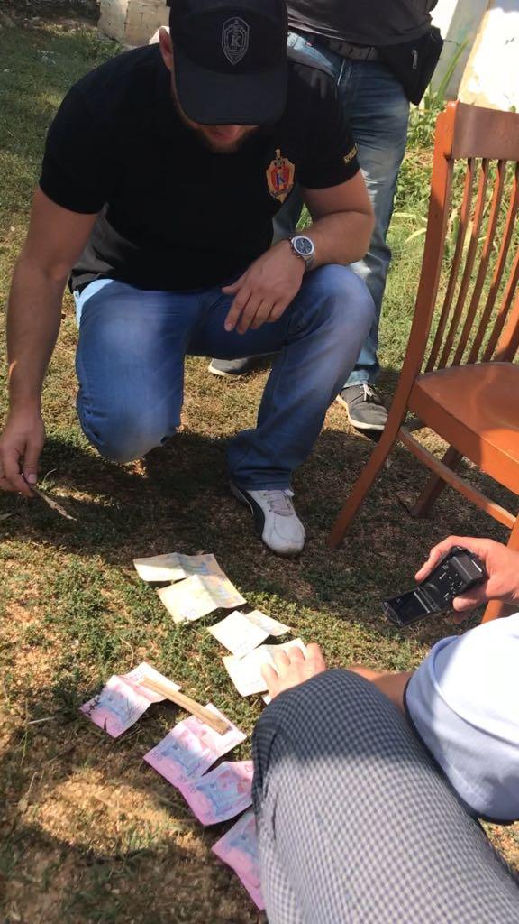 На Измаильщине при получении взятки задержан общественный помощник инспектора Одесского рыбоохранного патруля