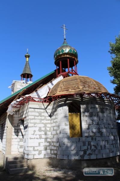 145428-dunajskoe-izmailjskogo-rajona-otmetilo-denj-sela-big Из-за объявленного на Одесчине траура празднование Дня села в Дунайском ограничилось религиозными церемониями