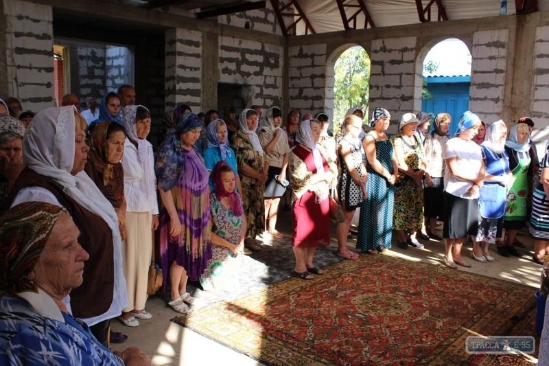 145429-dunajskoe-izmailjskogo-rajona-otmetilo-denj-sela-big Из-за объявленного на Одесчине траура празднование Дня села в Дунайском ограничилось религиозными церемониями
