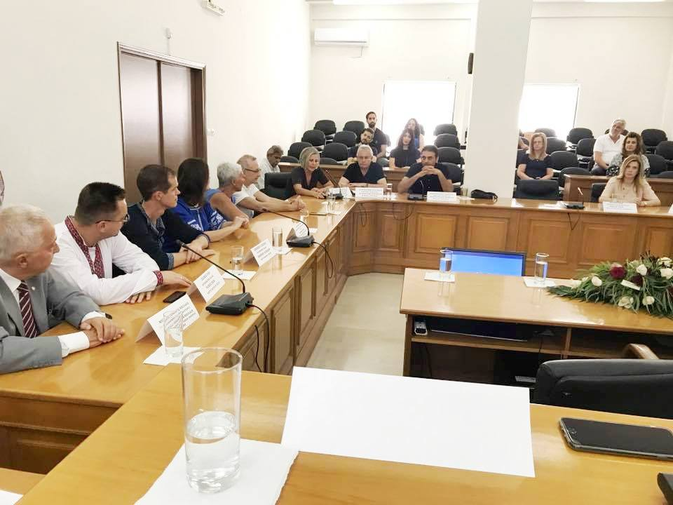 21617757_1423208594401808_9049427019798397626_n Два дня в Греции: килийская делегация достигла первых договоренностей
