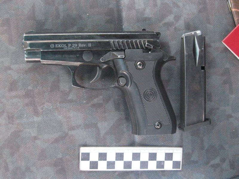21686108_491670371190374_4186585271489678064_n Житель Белгород-Днестровского района разъезжал на авто с пистолетом в салоне