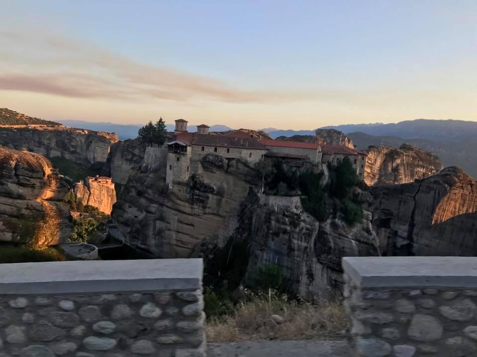 Члены килийской делегации в Греции встретились с губернатором, побывали на экскурсиях и поучаствовали в забеге