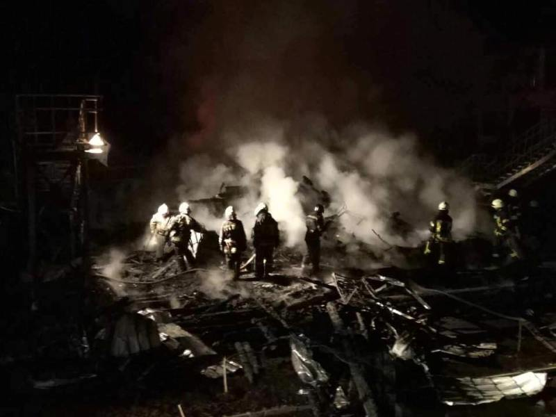 """21728380_10210308387572420_8116445743696443834_n Прошедшей ночью в Одессе горел детский лагерь """"Виктория"""": погибли дети"""