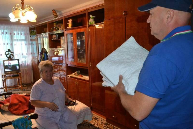 «Все мы когда-то будем в их возрасте»: мэр Аккермана Алла Гинак намерена открыть в городе Дом Милосердия