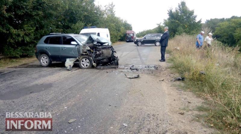 """Лобовое ДТП на автодороге """"Монаши-Белгород-Днестровский"""": один человек погиб, двое в больнице"""