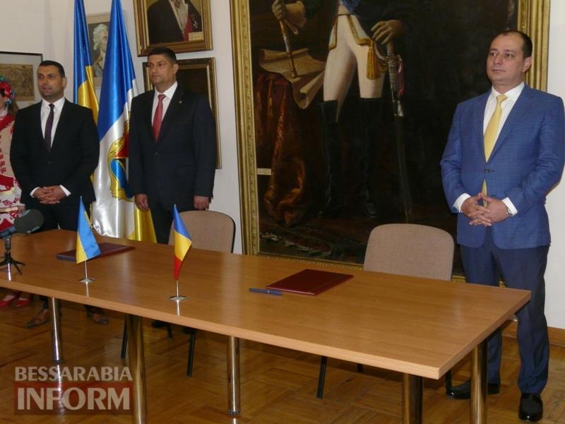 59c66bfae771c_P1090408 Измаил и Сектор 4 муниципалитета Бухарест подписали Соглашение о сотрудничестве
