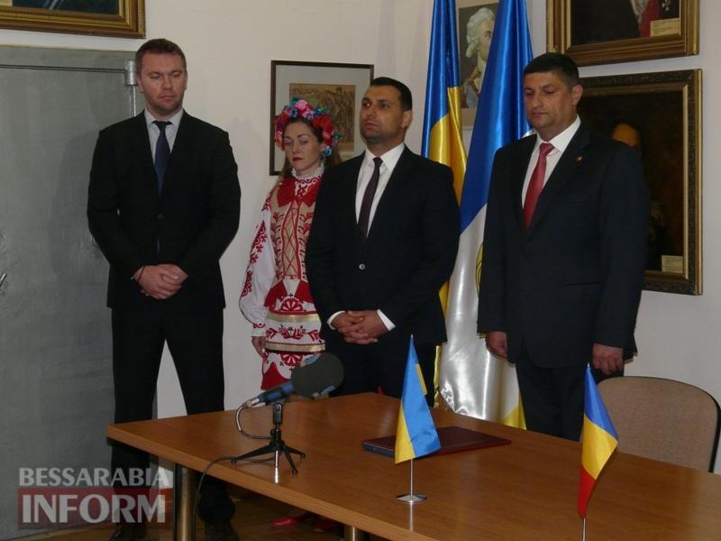 59c66c0151cd0_P1090412 Измаил и Сектор 4 муниципалитета Бухарест подписали Соглашение о сотрудничестве