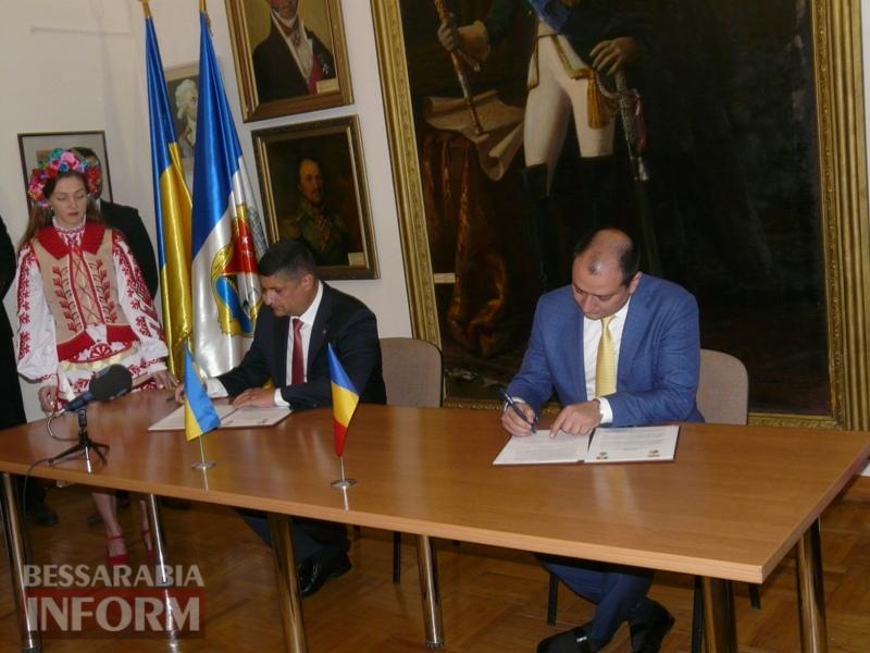 59c66c0dd4e93_P1090418 Измаил и Сектор 4 муниципалитета Бухарест подписали Соглашение о сотрудничестве